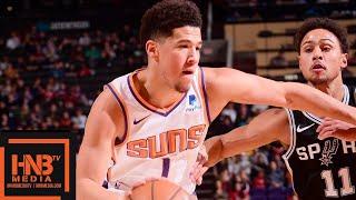 San Antonio Spurs vs Phoenix Suns Full Game Highlights | 11.14.2018, NBA Season