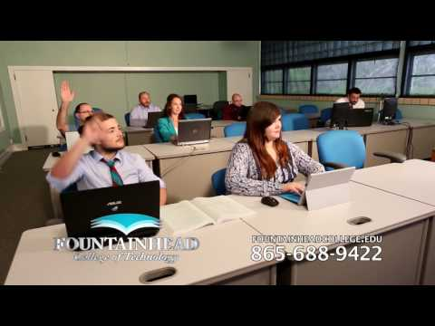 Fountainhead College of Technology 15 HD spot 2