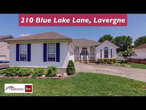 210 Blue Lake Lane, Lavergne