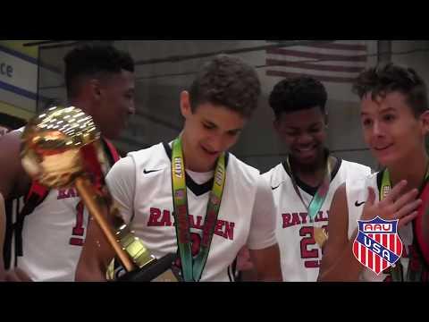 AAU Boys Basketball Recap