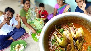 FULL Country Chicken Curry | Prepared By Daddy in My Village | VILLAGE FOOD