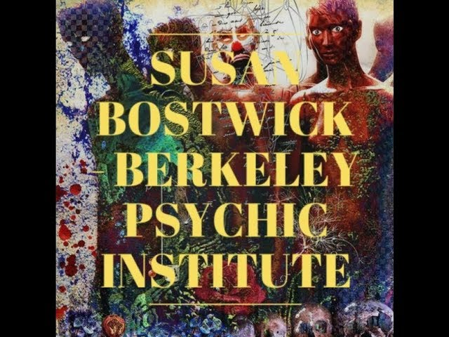 Am I Psychic Or Intuitive With Susan Bostwick Of Berkeley Psychic Institute