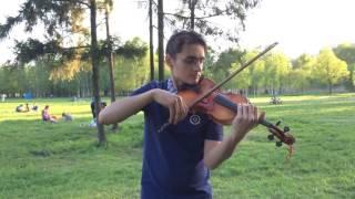 Дммтрий Волков играет Sting