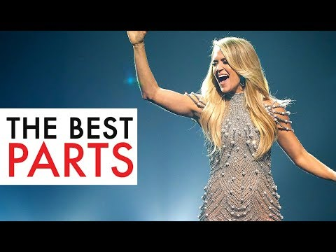 Carrie Underwood | The Best Parts