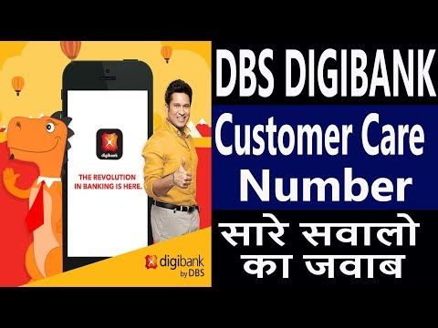 Digi Bank Customer Care - Dbs Digibank Customer Care Number