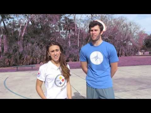 BRODIE SMITH GETS SCHOOLED BY A GIRL