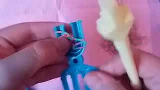Браслет Чешуя дракона из резинок макси. Видео урок номер 1