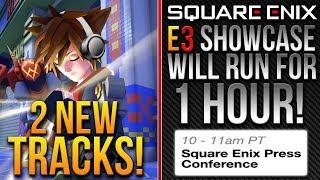2 New Kingdom Hearts Tracks At Orchestra Square Enix E3 Showcase Length Kh2 Hidden Findings
