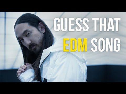 Guess That EDM Song Challenge #4