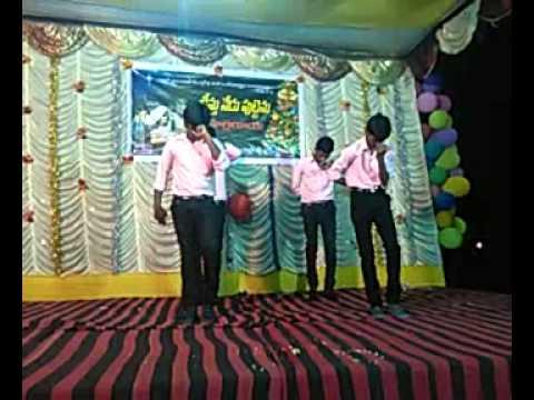Thalavanchaku Nesthama Choreographe by St Johns Lutheran church Gowripalli