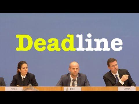 10. Februar 2020 - Bundespressekonferenz | RegPK