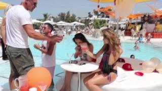 The Pout Pool Party @ Ocean Beach Club IBIZA