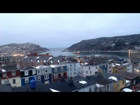 The Narrows St. John's NL - Dec10 2015 - Downtown Executive Suites