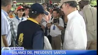 Presidente colombiano enfrenta bajonazo de popularidad al cumplir el segundo año de gobierno (1)