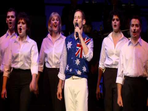 The Boy from OZ showing at the Capitol Theatre, Sydney from 2nd March 2011