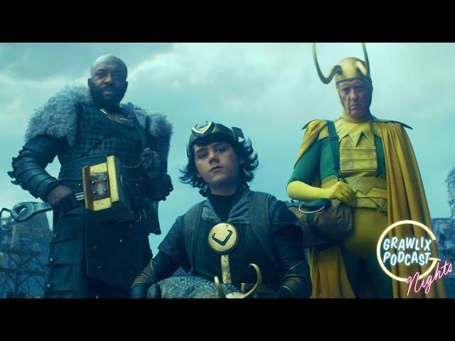 Loki Episode 5 Review | Grawlix Nights