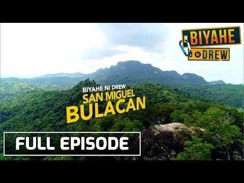 Biyahe Ni Drew: Discovering The OGs Of San Miguel, Bulacan | Full Episode