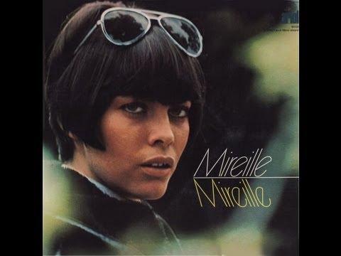 Mireille Mathieu Heute bin ich so verliebt (1969)