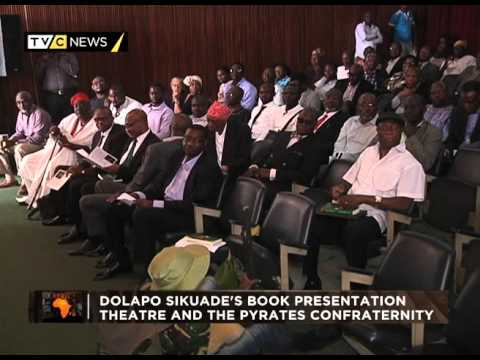 AFRICARTS | THEATRE AND THE PYRATES CONFRATERNITY | TVC NEWS