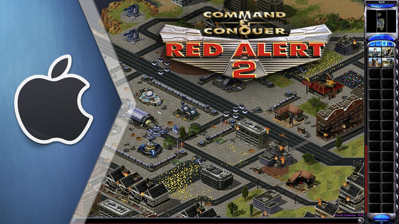 Files for Command & Conquer: Red Alert