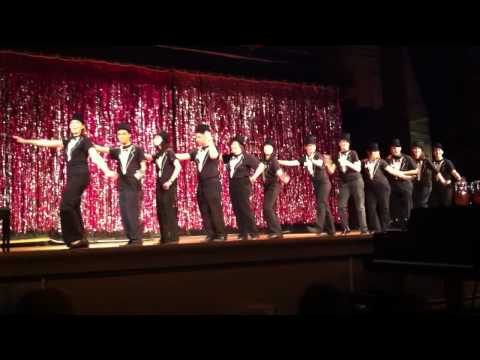 Bronx High School of Science Faculty Talent Show - Math Department