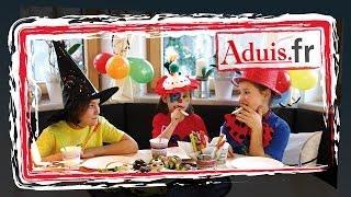 Idées pour la fête des enfants