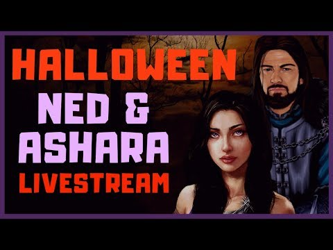 Order of the Green Hand Ned and Ashara Halloween Live Q&A