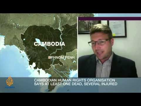Inside Story - Flagging change in Cambodia