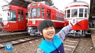旧名鉄美濃駅に行きました【がっちゃんの電車で行こう!シリーズ】