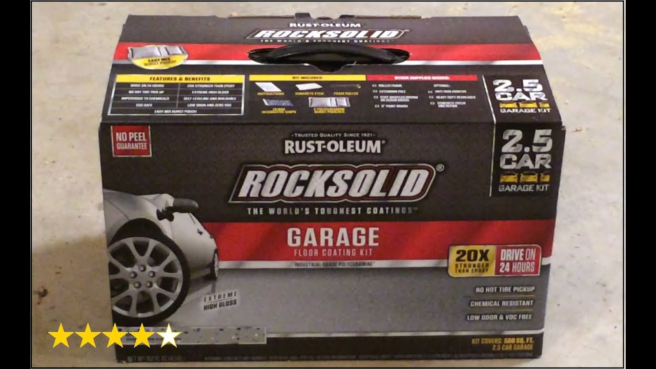 shop net oz rustoleum kit fl part pd epoxyshield actual gloss contents epoxy gray floor garage rust oleum coating