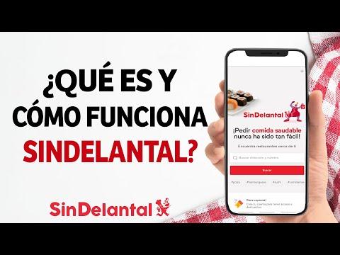 ¿Qué es y Cómo Funciona SinDelantal? - Delivery de Comida y de Restaurantes