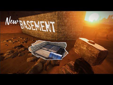 RUST: New Hidden Basement