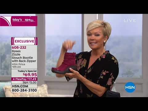 HSN | Bzees Footwear 09.19.2018 - 11 PM