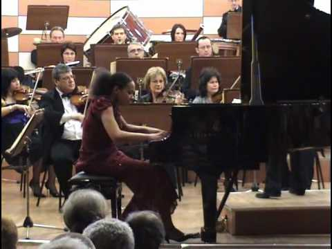 Rebeca Omordia Tchaikovsky Piano Concerto no 1 Finale