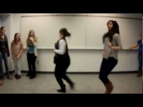 Jump-Rope Skipping Activity:  Durham College, Child and Youth Worker Program