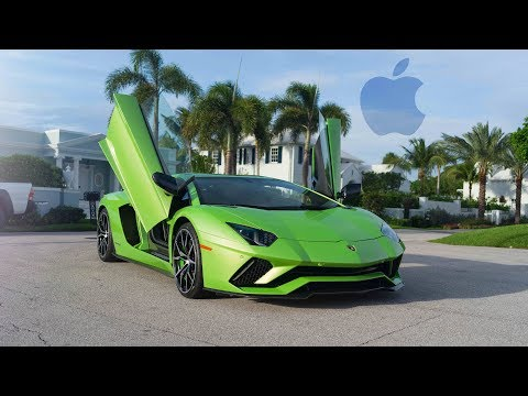 Driving Lamborghini Aventador S! [Auto Focus Ep. 2]