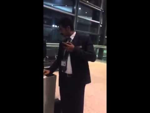 TIGER AIRWAYS STAFF BEHAVING RUDE AT HYDERABAD AIRPORT