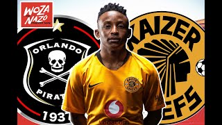 PSL Transfer News|Ekstein LEAVING Kaizer Chiefs To Join Orlando Pirates?