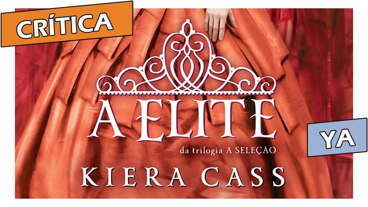 the elite pdf kiera cass free