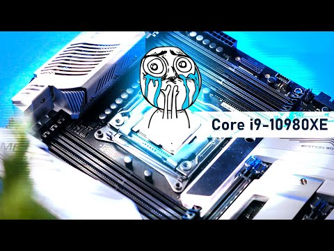 Intel Has Left The Chat - Core i9-10980XE Performance Review