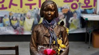 Download Video S. Korean envoy in Tokyo for talks on sex slavery accord MP3 3GP MP4