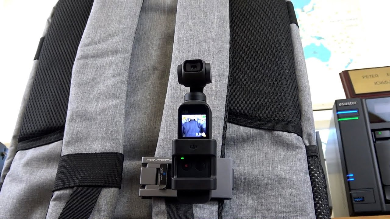 Shoulder Strap Holder Adjustable Backpack Clip Mount Stabilizer for DJI OSMO Pocket//OSMO Action//GoPro//Yi Action Camera Rantow Action Camera Expansion Accessories