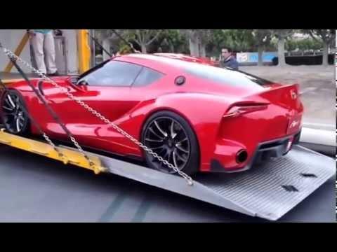 Ferrari? The Brand new 2015 Toyota Supra!!!