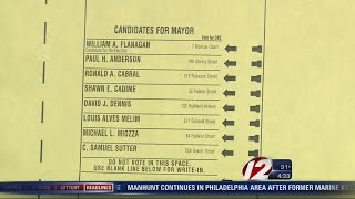 Voting begins in Fall River recall election