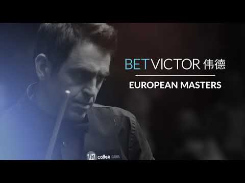 The BetVictor European Masters Returns! | 21-27 September 2020
