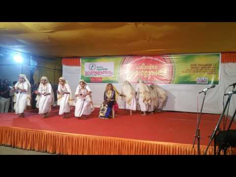 Oppana 1st prize winners in Malayalam mission state level