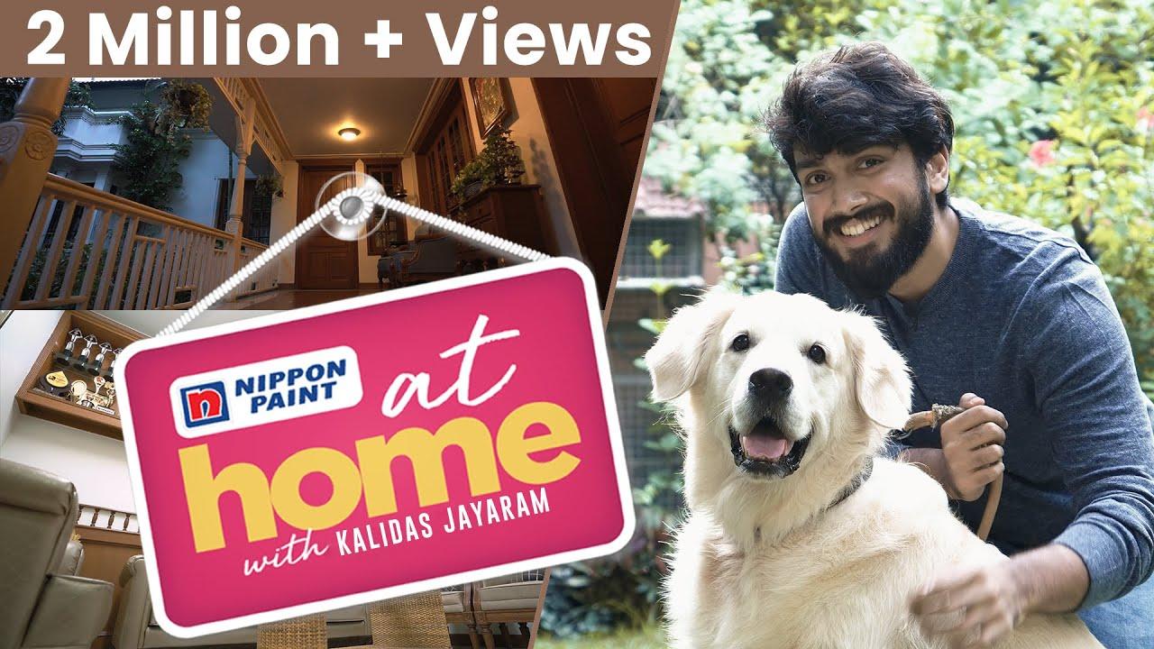 At Home with Kalidas Jayaram | JFW At Home | JFW