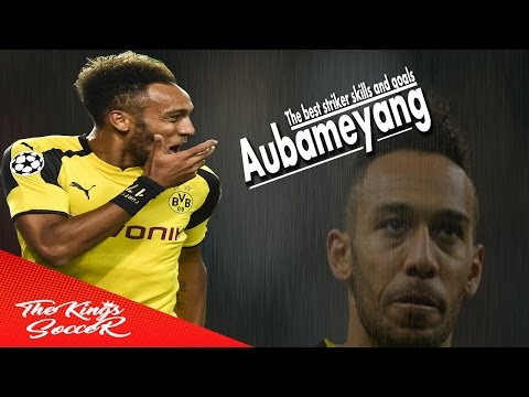 pierre-emerick-aubameyang || the best striker skills & goals || HD