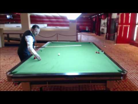 Taça de Portugal Snooker Equipas - Câmera 1