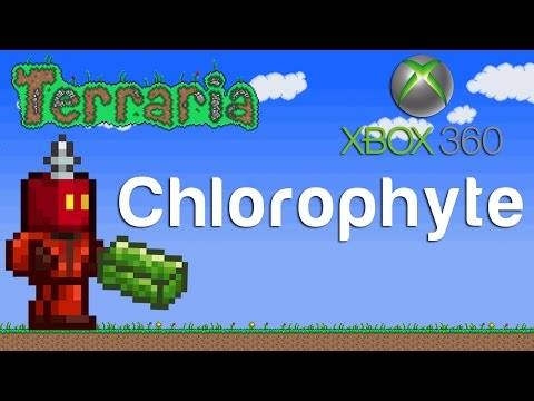 Terraria Xbox - Chlorophyte [136]